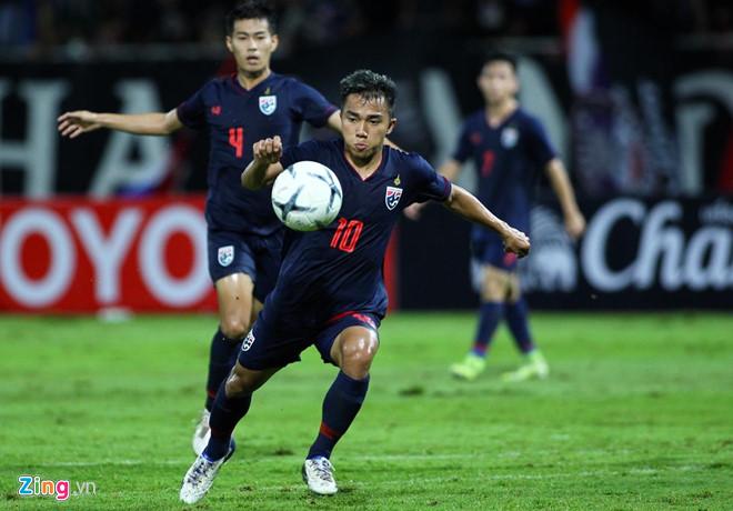 Thái Lan 0-0 Việt Nam: Đặng Văn Lâm xuất sắc giữ lại 1 điểm cho Việt Nam-4