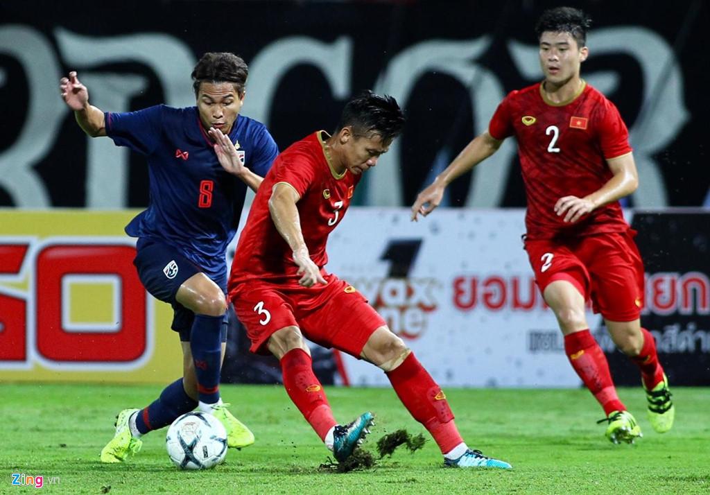 Tuyển Việt Nam có trận đấu tốt như thế nào trước Thái Lan?-2