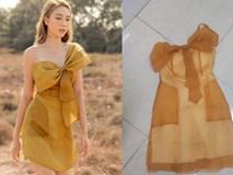 Cô gái chi 520k mua váy vẫn vớ phải hàng fake trông như nùi giẻ, cạn lời khi biết đồ xịn có giá hơn 3,7 triệu!