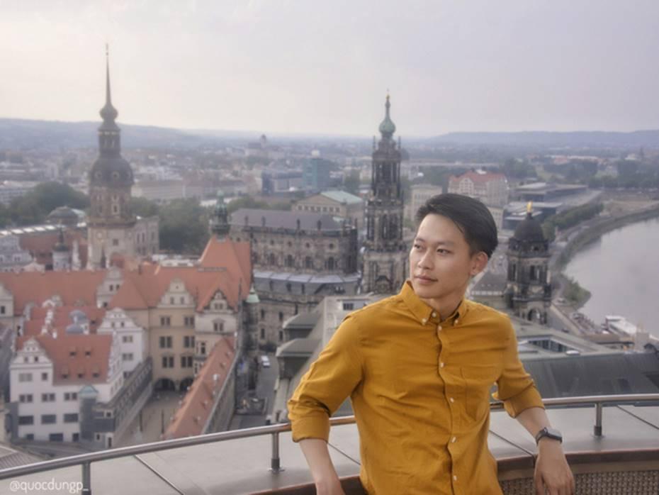 Du học sinh Việt ở Đức: Mỗi sáng ngủ nướng thêm 5 phút, bạn đã tụt hậu so với cả ngàn người rồi-1