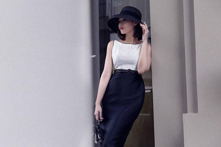 Lã Thanh Huyền tái xuất với loạt váy áo cắt xẻ táo bạo và gợi cảm-2