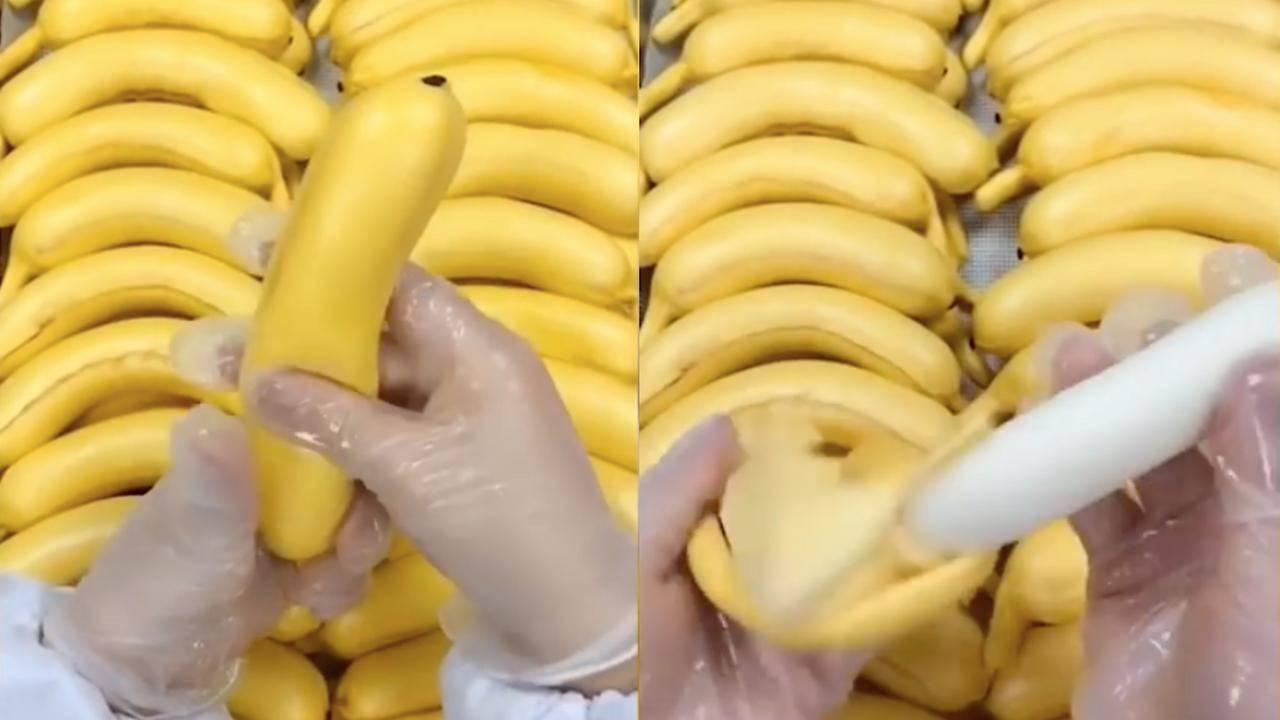 Không thể phân biệt nổi các loại bánh giống hệt trái cây thật của Trung Quốc-3