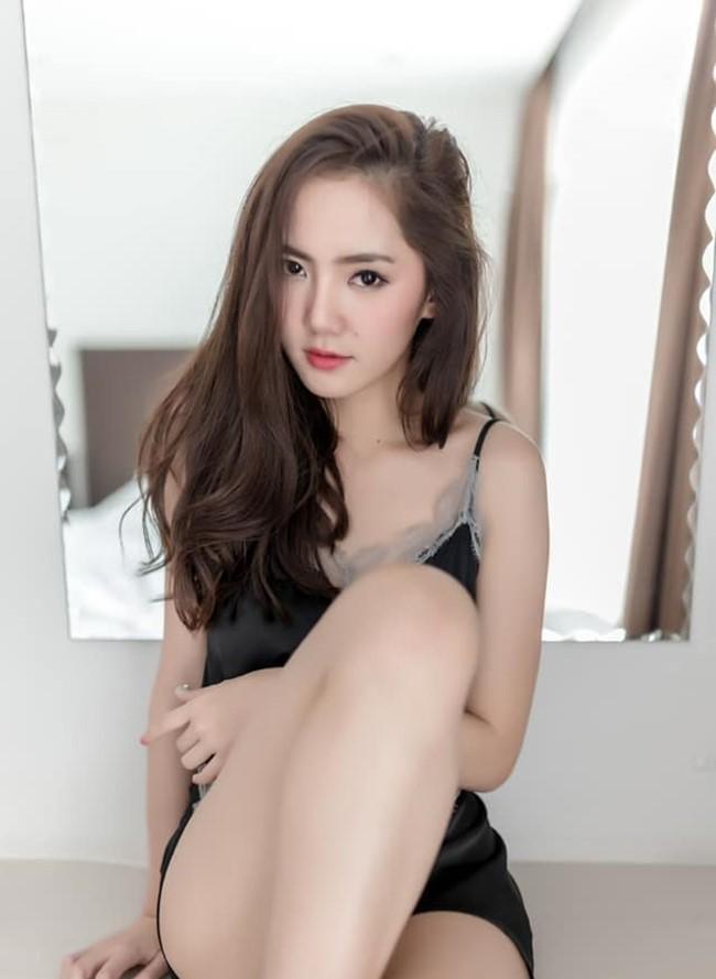Hot girl quyến rũ bậc nhất Thái Lan mặc áo dây đẹp thứ 2 thì ít ai tranh số 1-14