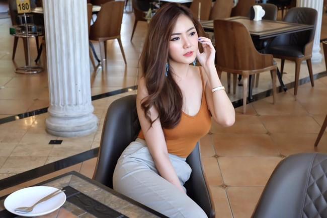 Hot girl quyến rũ bậc nhất Thái Lan mặc áo dây đẹp thứ 2 thì ít ai tranh số 1-15