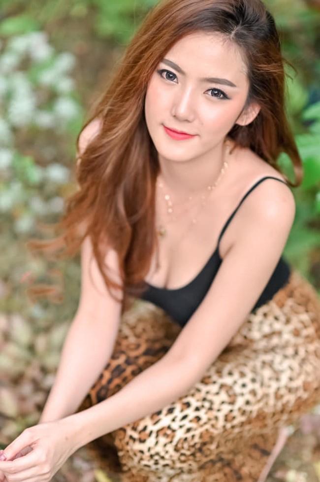 Hot girl quyến rũ bậc nhất Thái Lan mặc áo dây đẹp thứ 2 thì ít ai tranh số 1-18