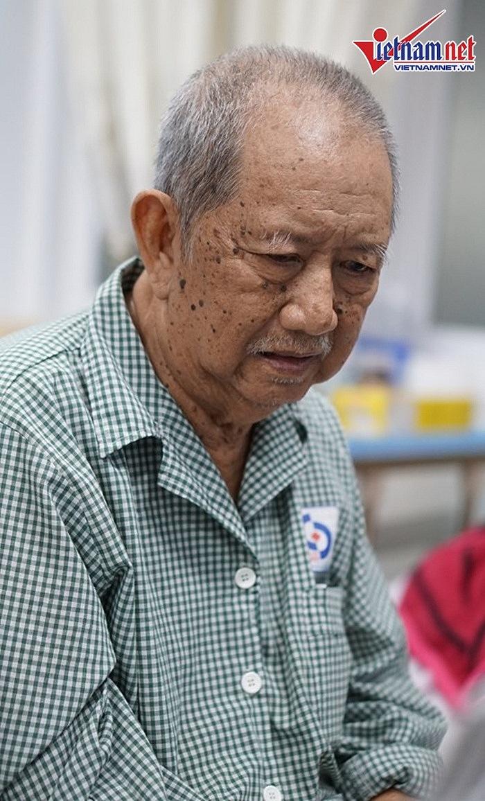 Nghệ sĩ Mạc Can không nhà cửa, chật vật vì bệnh tật giày vò ở tuổi 74-2