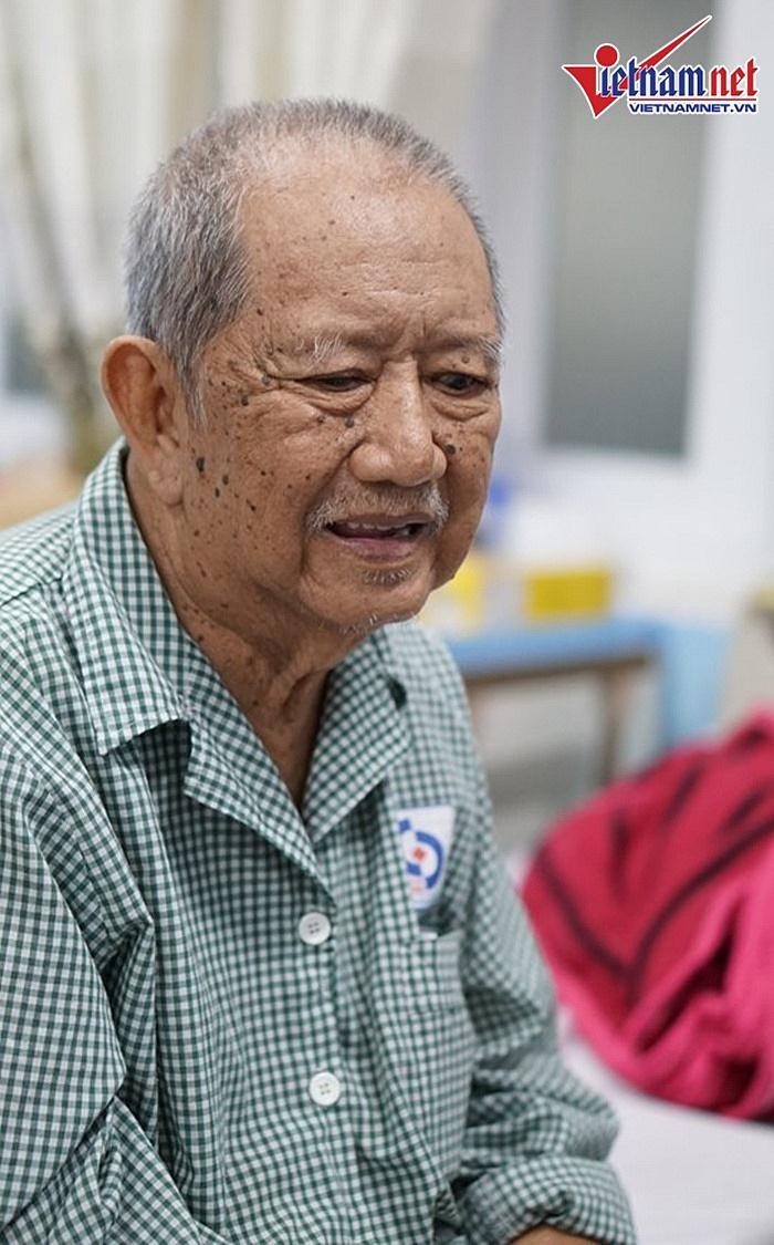 Nghệ sĩ Mạc Can không nhà cửa, chật vật vì bệnh tật giày vò ở tuổi 74-1