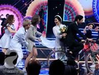 """Bố Sơn - cô Hạnh """"Về nhà đi con"""" chính thức được tổ chức đám cưới ngay tại VTV Awards 2019"""