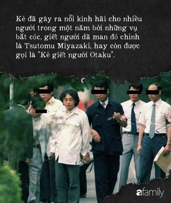 Vụ sát nhân ấu dâm rúng động Nhật Bản: Từ người thừa kế sản nghiệp gia đình đến kẻ biến thái hãm hại 4 bé gái rồi đổ tội cho nhân cách thứ 2-1