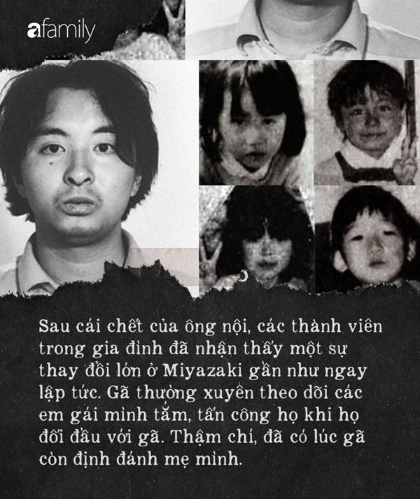 Vụ sát nhân ấu dâm rúng động Nhật Bản: Từ người thừa kế sản nghiệp gia đình đến kẻ biến thái hãm hại 4 bé gái rồi đổ tội cho nhân cách thứ 2-6