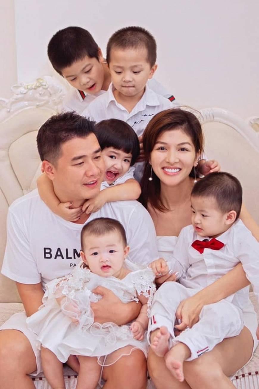 Khó ai địch lại Hoa hậu Hồ Oanh Yến: Sinh 5 con vẫn đẹp xuất sắc-1