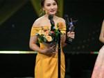 Bảo Thanh nhận giải VTV Awards, đạo diễn Khải Anh tuyên bố Thu Quỳnh xứng đáng hơn: Đừng vì cái cúp mà thù nhau!-4