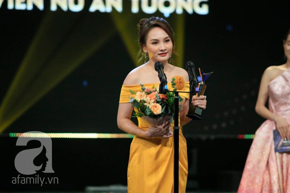 VTV Awards 2019: Bảo Thanh hành xử thế nào khi được hỏi về mâu thuẫn với Thu Quỳnh?-1