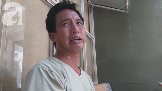 Bố của bé trai 10 tuổi bị người thân chém đứt lìa bàn tay ở Bắc Giang: Giờ tôi chưa dám lại nhìn con-1