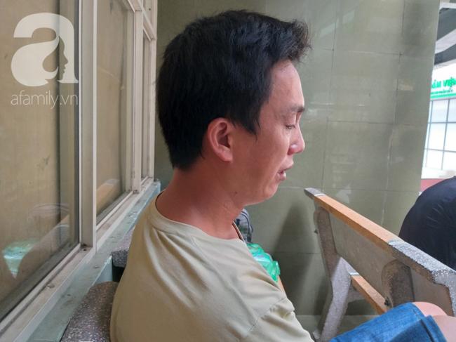 Bố của bé trai 10 tuổi bị người thân chém đứt lìa bàn tay ở Bắc Giang: Giờ tôi chưa dám lại nhìn con-6