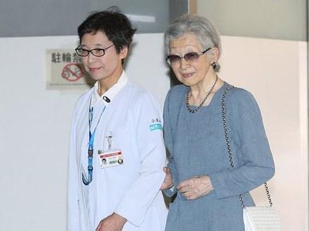 Thông tin mới nhất về tình hình cựu Hoàng hậu Nhật Bản sau khi được chẩn đoán mắc bệnh ung thư vú