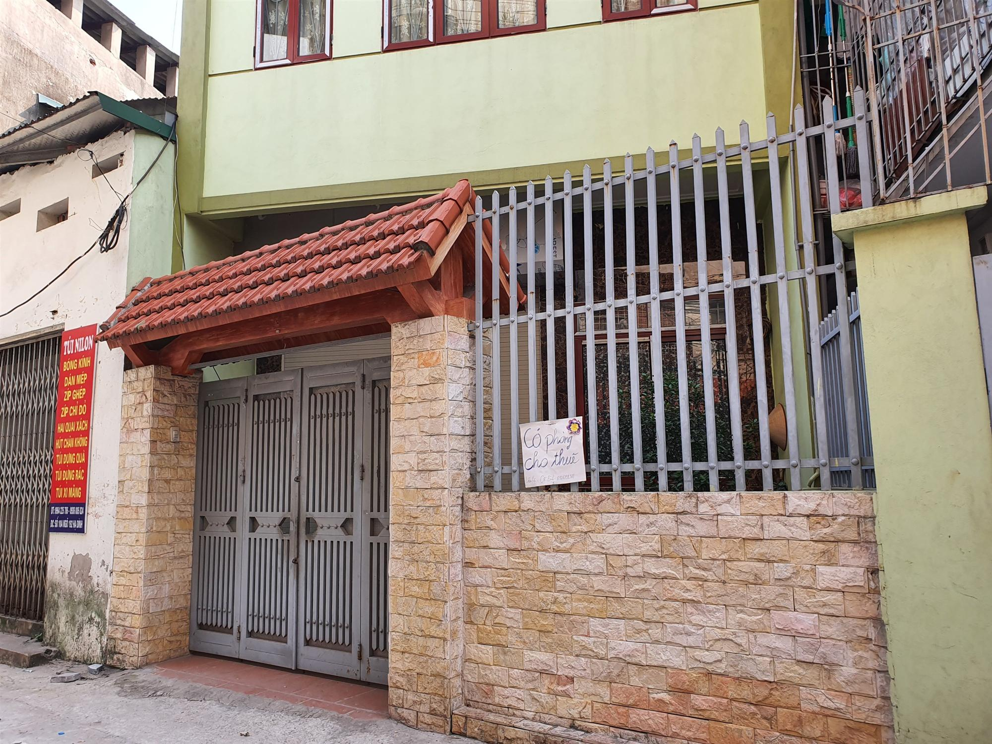 Hàng quán đóng cửa sang nhượng, dân quanh khu Rạng Đông thi nhau bán nhà-2