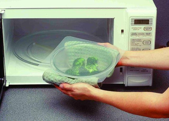 Những mẹo nấu ăn cực hữu ích bằng lò vi sóng ít người biết-3