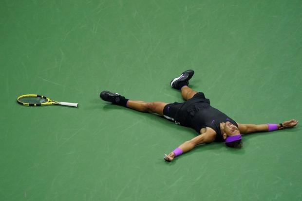 Nadal giành Grand Slam thứ 19 sau chiến thắng kịch tính ở chung kết US Open-7