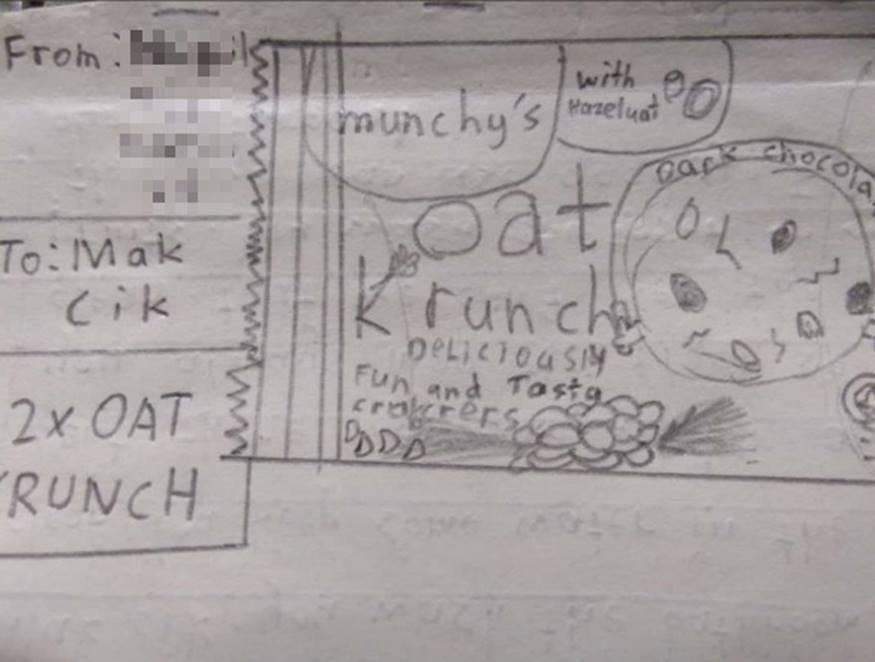 Xúc động bức thư cảm ơn nữ lao công trường học của bé gái 9 tuổi-2