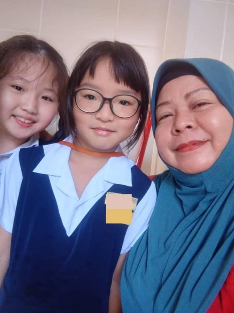 Xúc động bức thư cảm ơn nữ lao công trường học của bé gái 9 tuổi-3