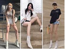 Đôi boots 14 triệu có gì đặc sắc mà từ Tóc Tiên, Thiều Bảo Trâm đến Khánh Linh đều mê mệt