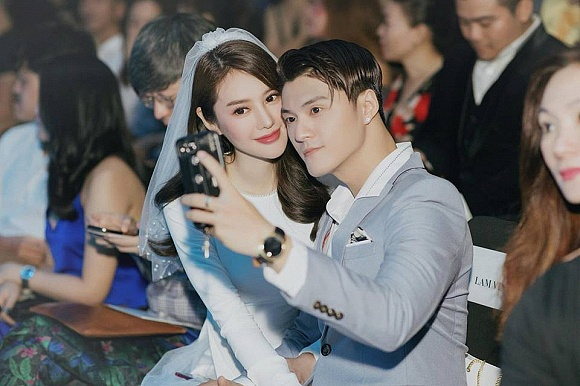 Nhìn lại chặng đường yêu đầy sóng gió của Lâm Vinh Hải và Linh Chi trước khi chính thức đăng ký kết hôn-14