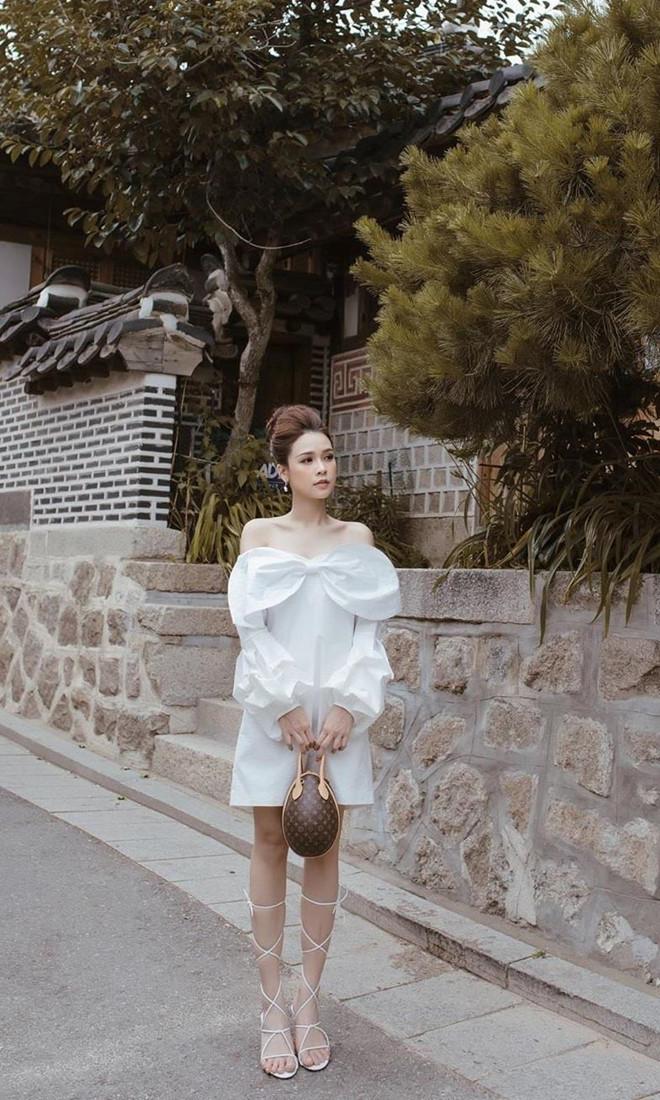 Quỳnh Anh Shyn, Chi Pu rủ nhau mặc bikini, Châu Bùi diện toàn đồ hiệu-10