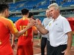 Hiddink rời U22 Trung Quốc sau trận thua U22 Việt Nam-2