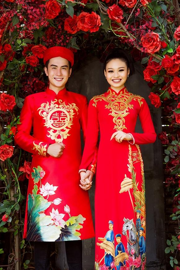 Làm cô dâu bên mỹ nam 6 múi, Lê Lộc liên tục đỏ mặt-9
