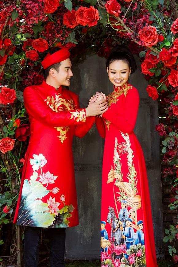 Làm cô dâu bên mỹ nam 6 múi, Lê Lộc liên tục đỏ mặt-10