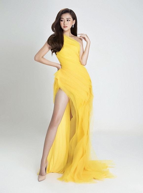 Á hậu Tường San tiếp tục ghi điểm với hình ảnh ngọt ngào, chuẩn gu Miss Internatinal-4
