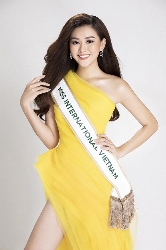 Á hậu Tường San tiếp tục ghi điểm với hình ảnh ngọt ngào, chuẩn gu Miss Internatinal-6