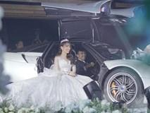 Vừa công khai bức ảnh lái siêu xe chở con gái lên lễ đường, đại gia Minh Nhựa được nhiều người khẳng định là ông bố giàu mà còn chất nhất 2019