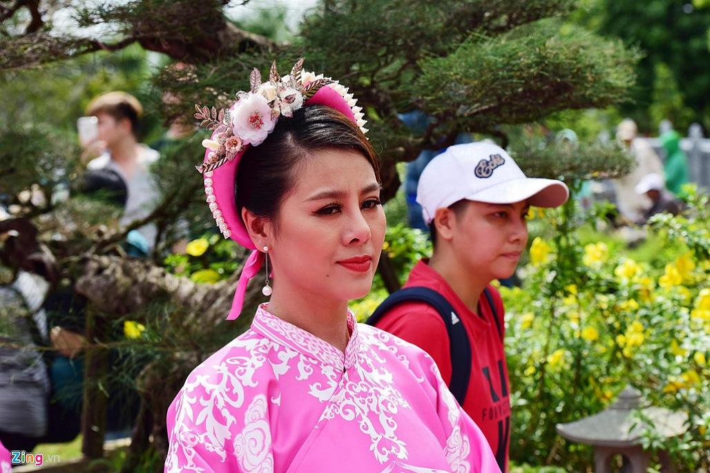 Nghệ sĩ Hoài Linh làm lễ rước kiệu trong ngày giỗ Tổ nghề-3