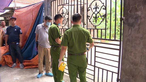 Vụ bố của Chủ tịch xã bị thanh niên chém tử vong: Thi thể nạn nhân không còn nguyên vẹn, bị ném vào bể nước hàng xóm-2