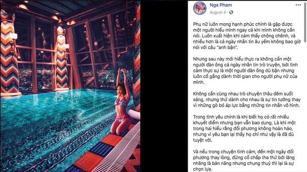 Mina Phạm - vợ 2 đại gia Minh Nhựa lại bị soi thêm loạt caption sống ảo dài như cả bài văn, đọc đến đâu là thấy quen quen đến đó!-7