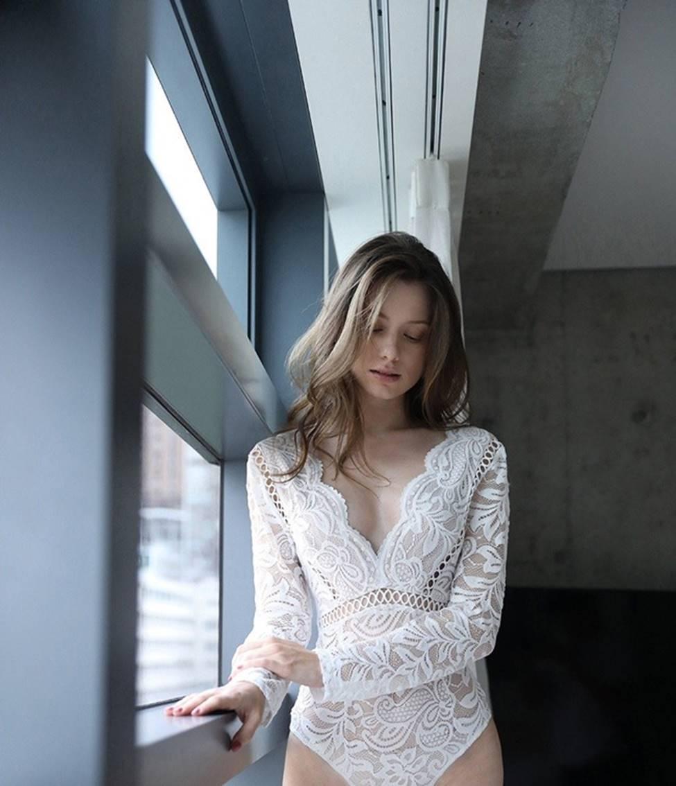 Vẻ đẹp của tiên nữ Đông Âu đang khiến thanh niên châu Á phát cuồng-10