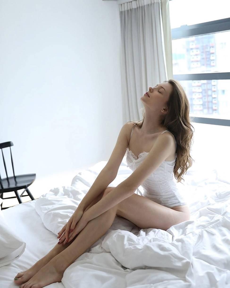 Vẻ đẹp của tiên nữ Đông Âu đang khiến thanh niên châu Á phát cuồng-8