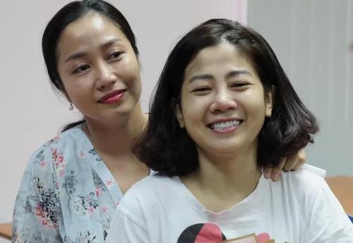 Ốc Thanh Vân tiết lộ Mai Phương tỉnh táo hơn sau một tuần nhập viện-2