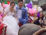 Xôn xao đám cưới bạc tỷ của con nhà đại gia ở Quảng Ninh: Đón dâu bằng xế hộp Maybach, thực đơn toàn sơn hào hải vị-9