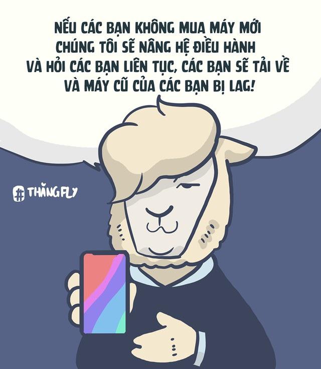 Dân mạng chế ảnh hài hước về loạt iPhone 11 mới ra mắt-11