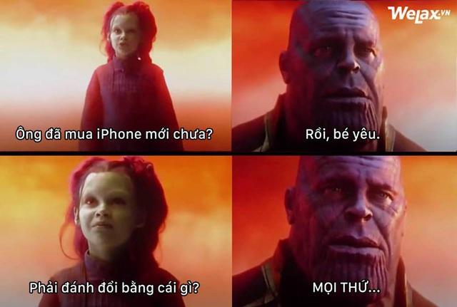 Dân mạng chế ảnh hài hước về loạt iPhone 11 mới ra mắt-12