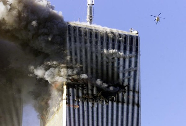 11/9, ngày nước Mỹ mất đi ảo tưởng về sự bất khả xâm phạm-1