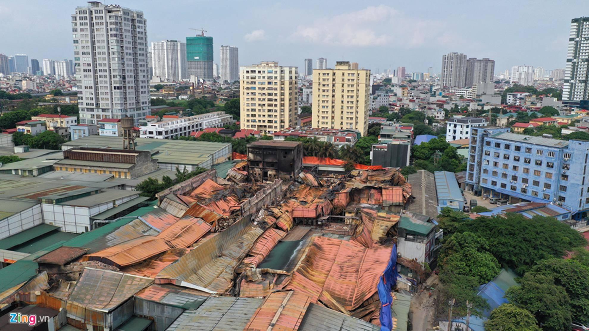 Cận cảnh khu đô thị sát Công ty Rạng Đông có 90% người dân rời đi-2