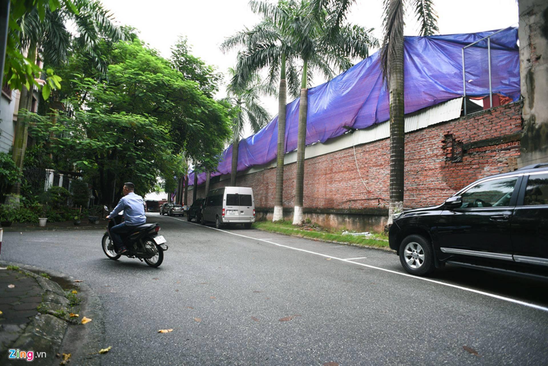 Cận cảnh khu đô thị sát Công ty Rạng Đông có 90% người dân rời đi-3
