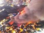 Nhà đất Hạ Đình đóng băng sau vụ cháy Rạng Đông-2
