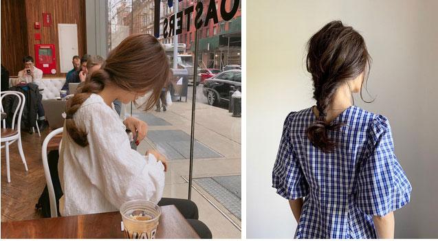 4 kiểu tóc nhanh gọn cứu vớt nhan sắc của chị em trong những ngày mưa gió não nề-3