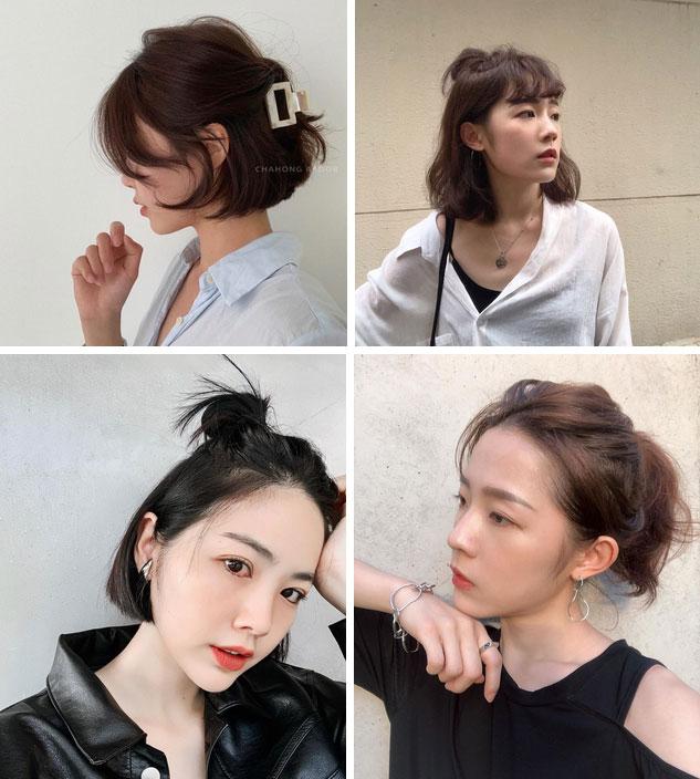 4 kiểu tóc nhanh gọn cứu vớt nhan sắc của chị em trong những ngày mưa gió não nề-5