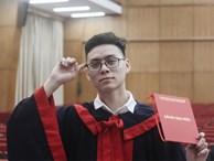 Soái ca trường Bách Khoa: Tốt nghiệp kỹ sư bằng xuất sắc, 2 Huy chương Bạc Olympic, TOEIC 905/990, khởi nghiệp từ khi còn đi học!